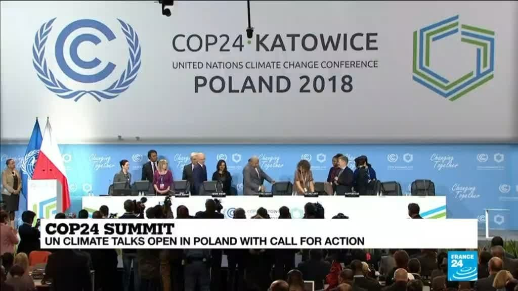COP24 Summit in Poland