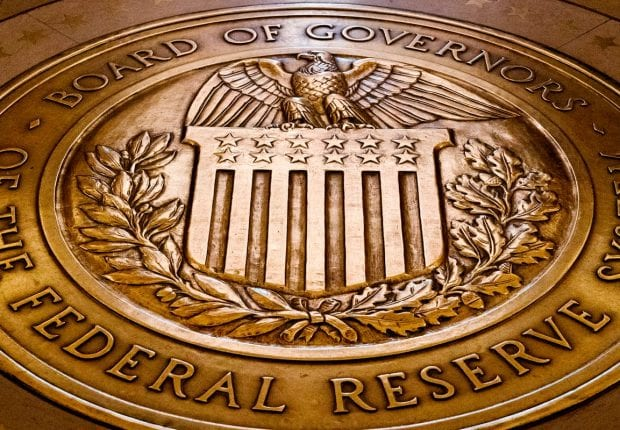 Seal of the Board of Governors of the U.S. Federal Reserve