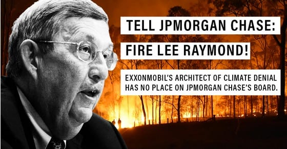 Fire Lee Raymond Graphic
