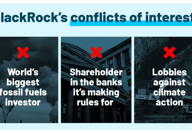 BlackRock's conflicts